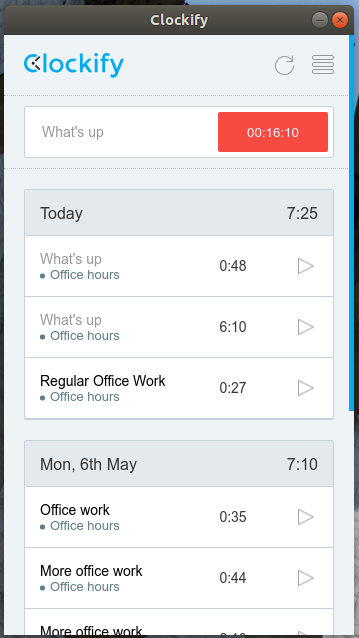 Free Team Time-Tracking: Clockify Review – HotSource